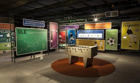 CCBB apresenta a exposição 'Museu do Futebol Na Área', tudo para você entrar no clima da cop