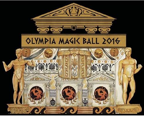 Baile do Copa homenageia às Olimpíadas e promete ser um dos mais lindos dos últimos tempos