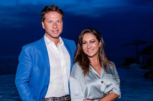 Sinesia Karol comemora abertura de loja em Angra dos Reis