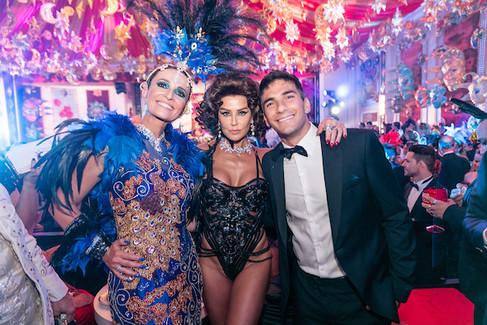 Baile de Gala do Copacabana Palace, o mais luxuoso o Brasil