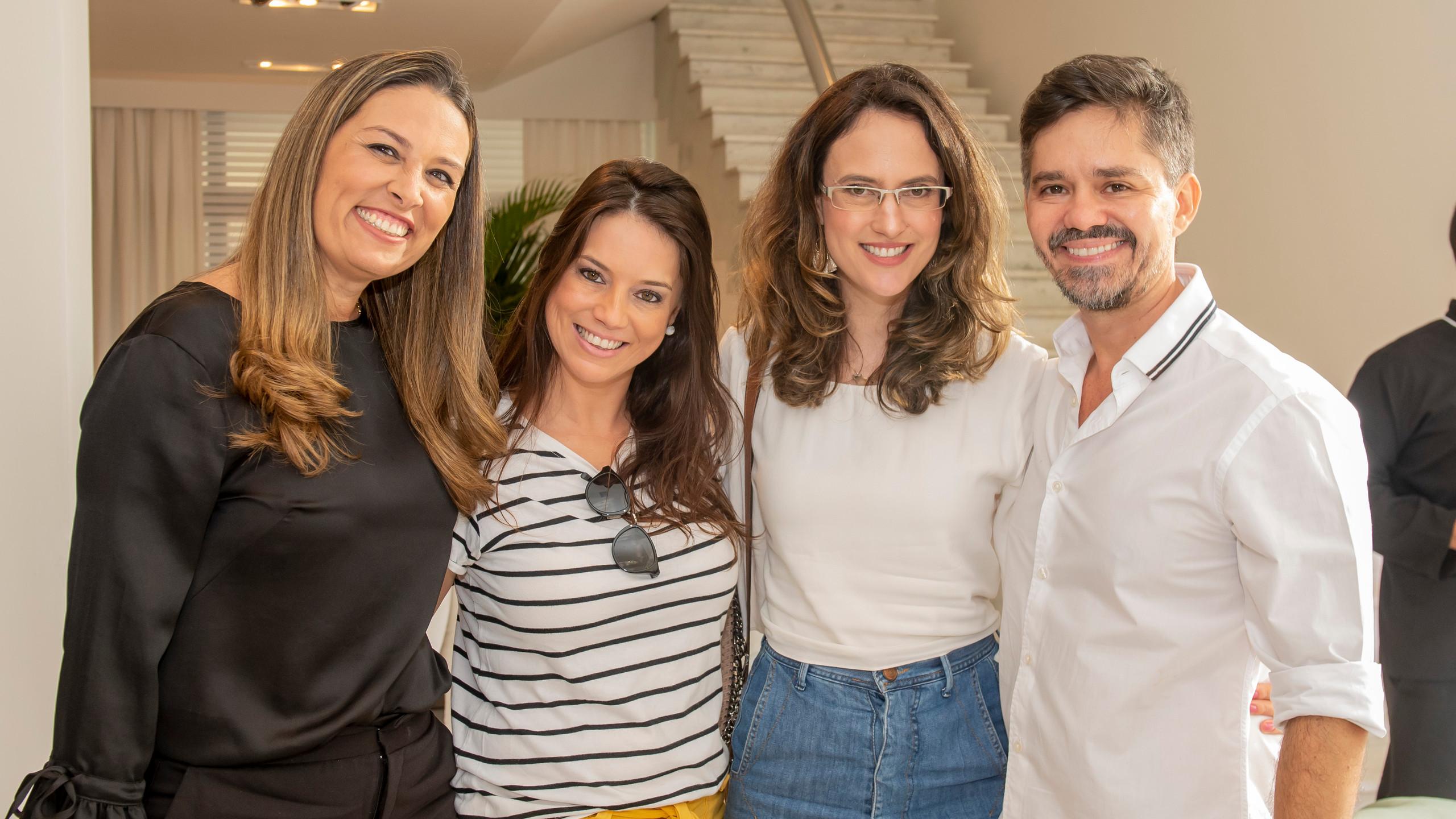 Aline Guimaraes Otero, Chris Bernardes,