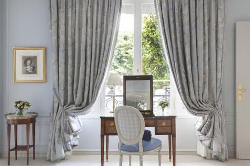 As novas suites do Le Bristol Paris