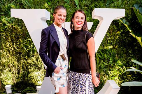 Louis Vuitton e Copacabana Palace armam noite memorável