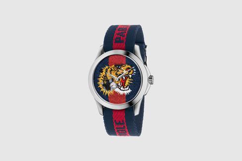 Le Marché des Merveilles, a nova coleção de relógios da Gucci