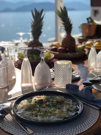 O Gastromar, sofisticado catering para embarcações, agora abre restaurante em Paraty