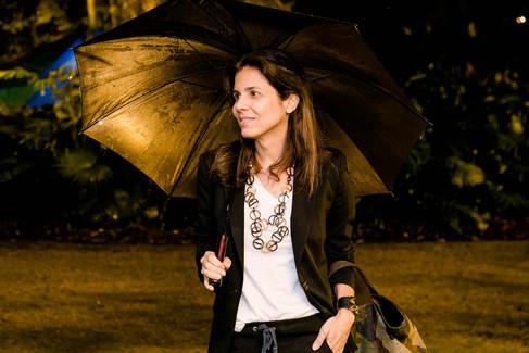 Cariocas antenados abrem evento de moda na Gávea