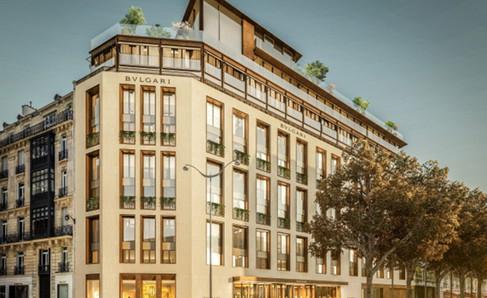 Bvlgari abrirá hotel em Paris