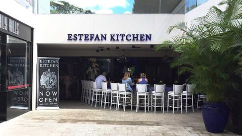 Estefan Kitchen, um luxuoso restô cubano no Miami Design District