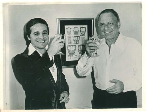 Dinner at Fairmont, em sua primeira edição faz um tributo a Frank Sinatra