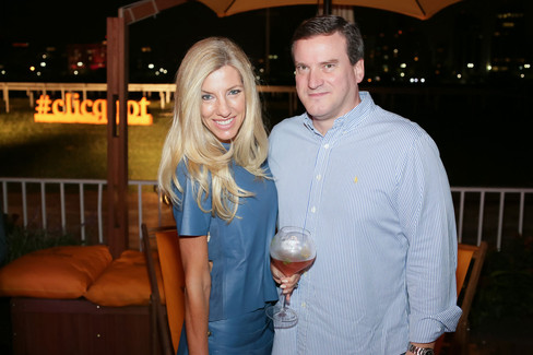 Clicquot Rich Rosé é lançado com sunset party @SP