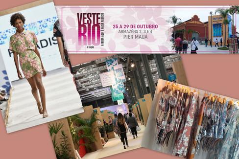 Projeto Veste Rio chega a sua quarta edição
