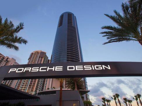 Porsche Design Tower, novo endereço de bilionários em Miami