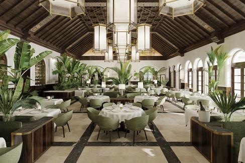 Le Sirenuse, o italiano mais elegante de Miami