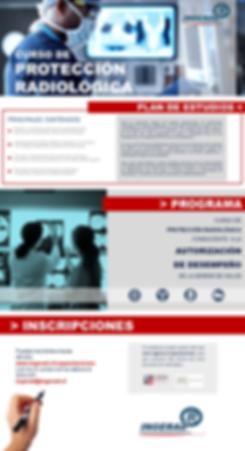 INGERAD - Curso de Proteccion Radiologic