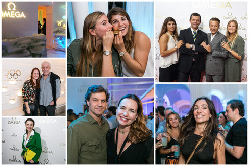OMEGA House encerra atividades com festa para velejadoras de ouro