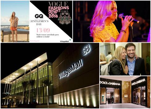 Vogue Fashion's Night Out 2016 @VillageMall