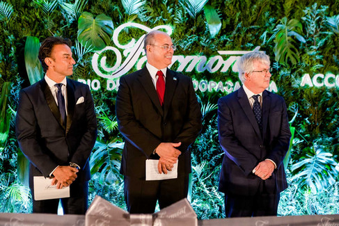 Fairmont Rio de Janeiro celebra sua abertura com festa memorável