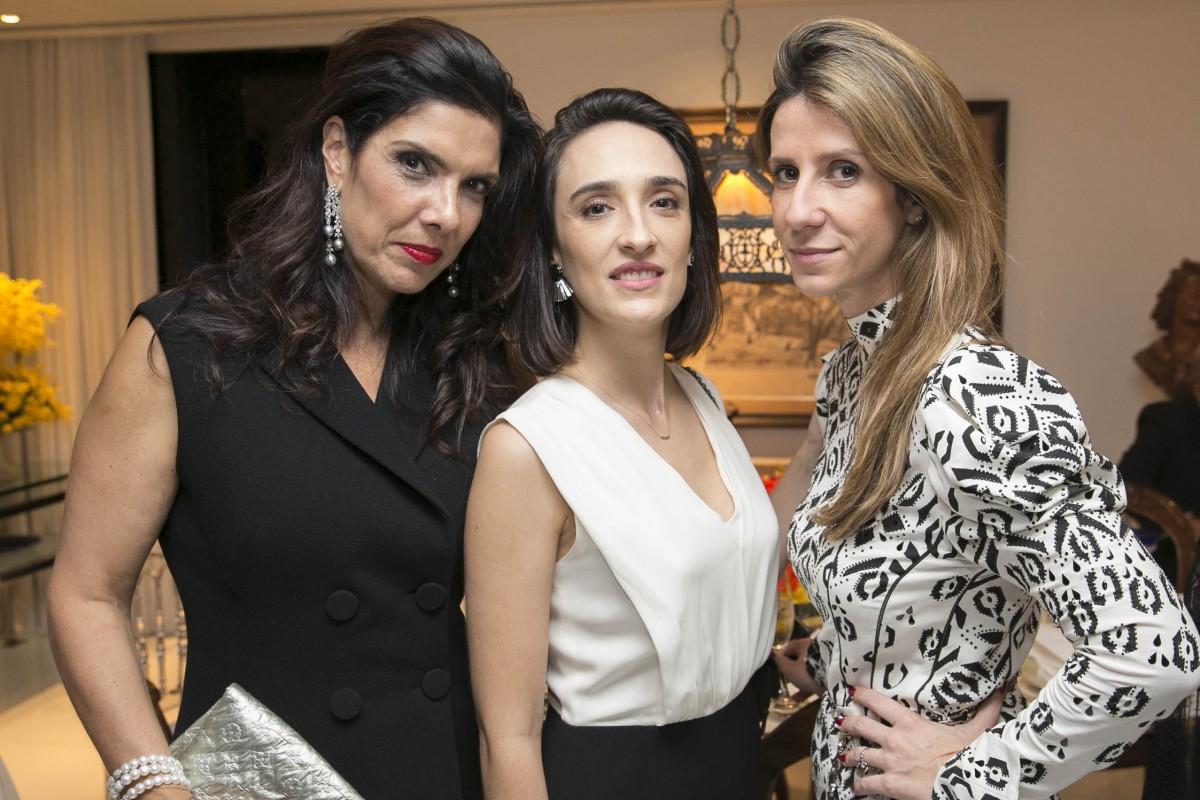 PB, Maria Prata e Patricia Romano