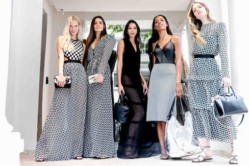 NK Store agita Ipanema em tarde de moda