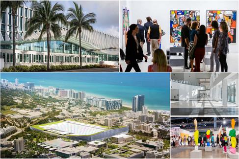 As novidades da Art Basel Miami 2018