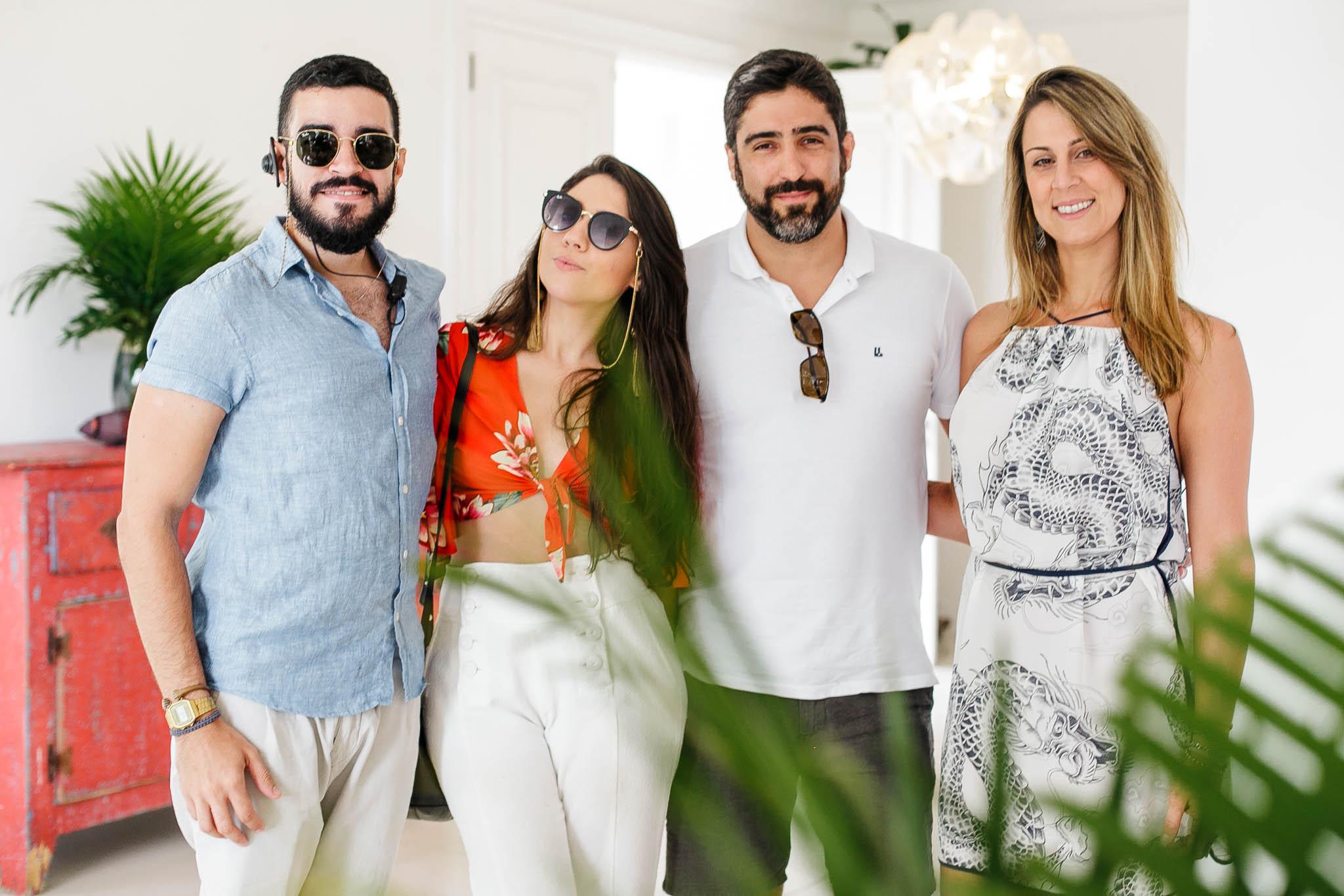 Diogo Capellani Natasha Andrade Claude Brunswick e Daiane  Brunswick-0136