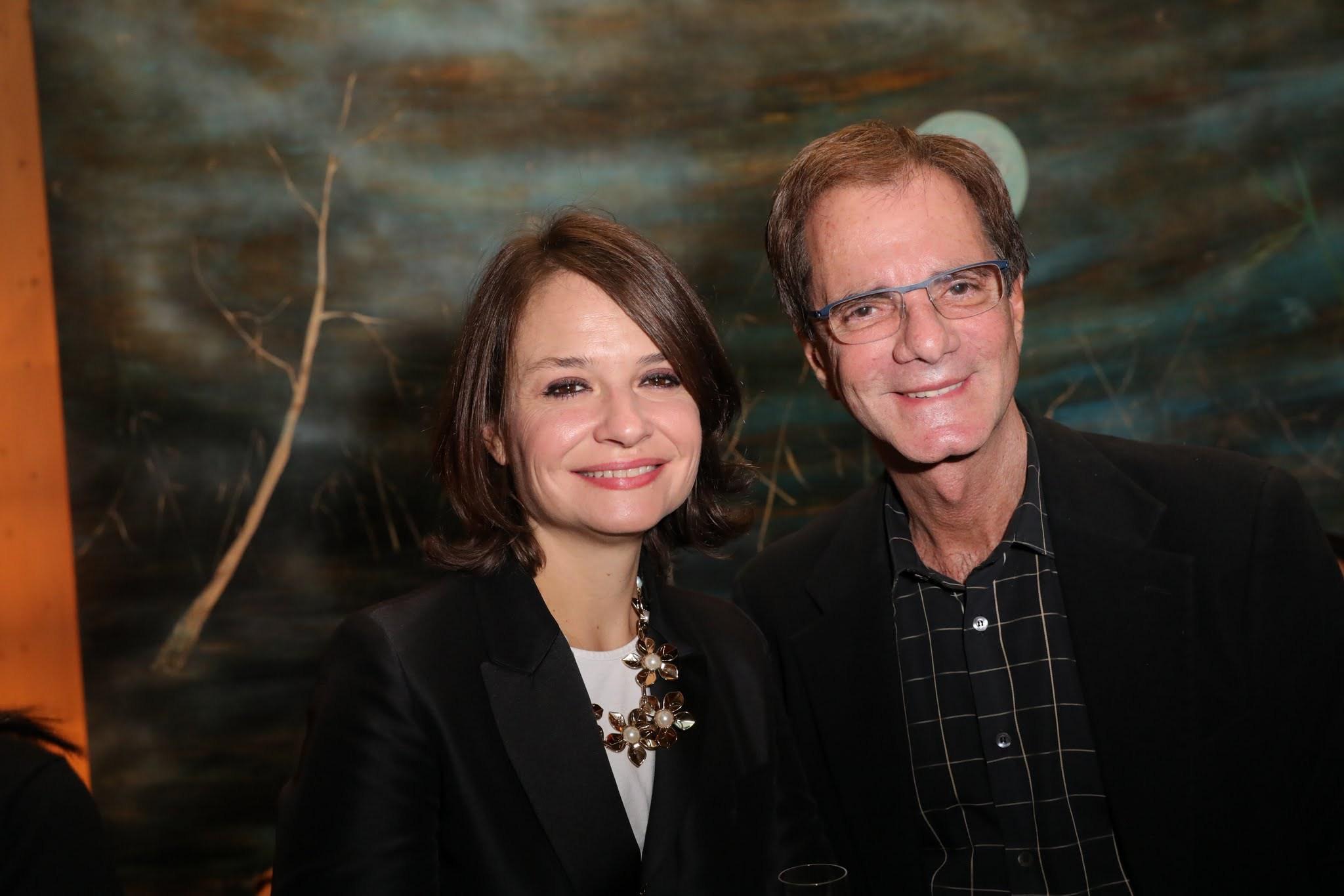 Adelaide Borg e Edgar Moura Brasil