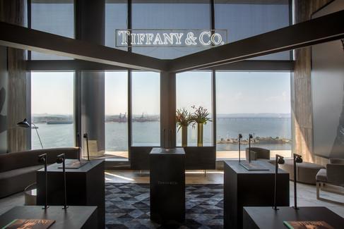 Tiffany&Co. traz clima nova-iorquino no espaço by Joy Garrido na CASACOR Rio
