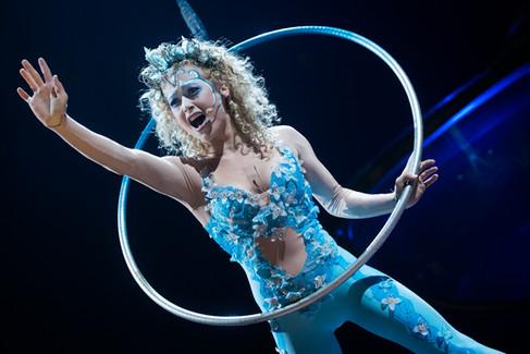 Cirque du Soleil volta ao Brasil em 2017 com o espetáculo Amaluna
