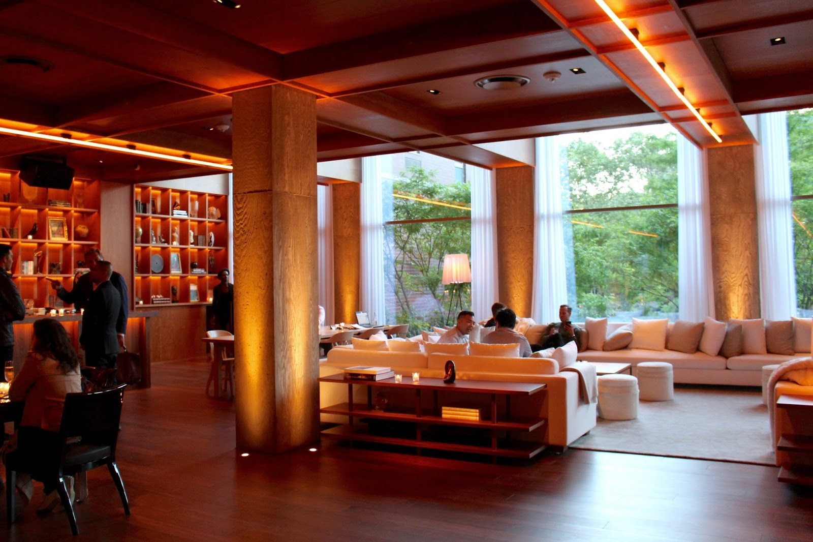 PUBLIC Hotel Ian Schrager Herzog & De Meuron NYC 4