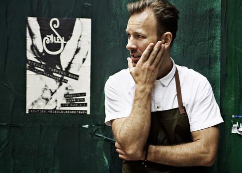 Mads Refslund, fundador do Noma, assina jantar com chefs do Fairmont Rio