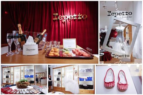 A Repetto abre loja no Village Mall