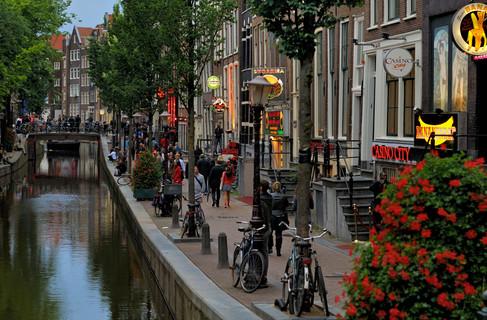 Amsterdam, muito mais que tulipas!