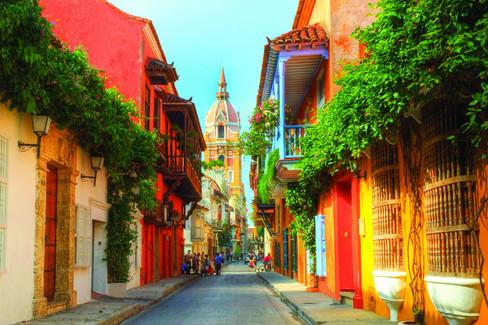 Cartagena: comer, amar e rezar