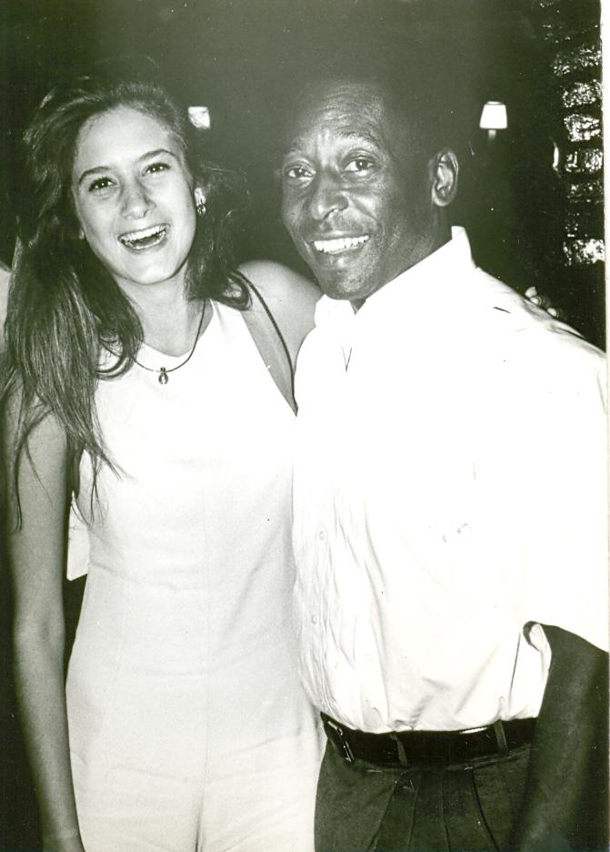 Juliana Gandara e Pele