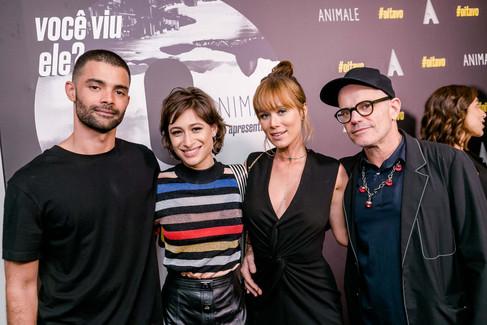 Animale lança curta com elenco de estrelas e direção de Giovanni Bianco