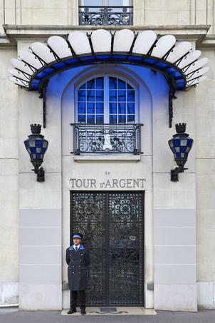 O retorno do La Tour D'Argent com o Chef Philippe Labbé