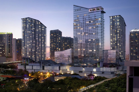 Novo 5 estrelas em Miami