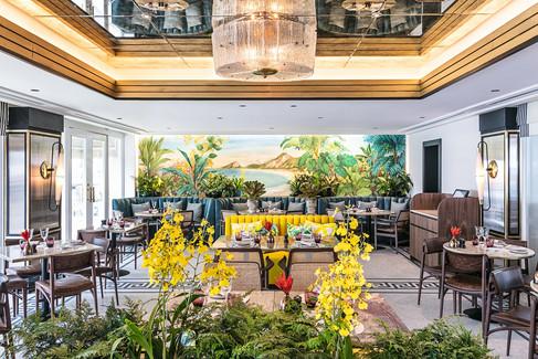 Restaurante Pérgula do Copacabana Palace reabre com novo cardápio e decor contemporâneo
