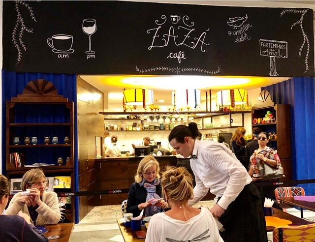 Zazá Café