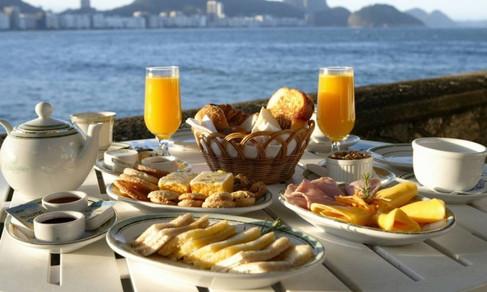 Café da manhã, conheça os lugares mais gostosos do Rio
