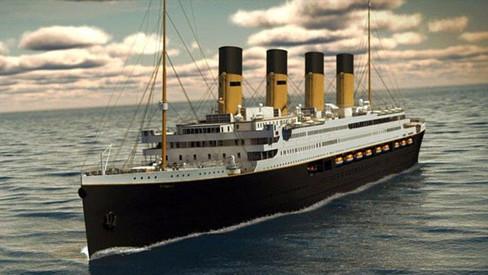 Titanic II, o novo colosso riscará os mares em 2018