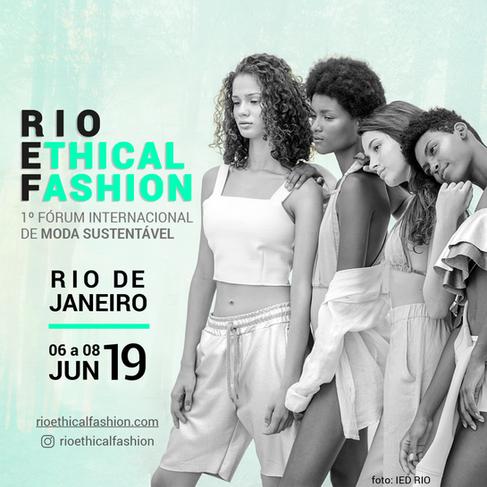 O Rio vai sediar um dos mais importantes eventos sobre moda sustentável
