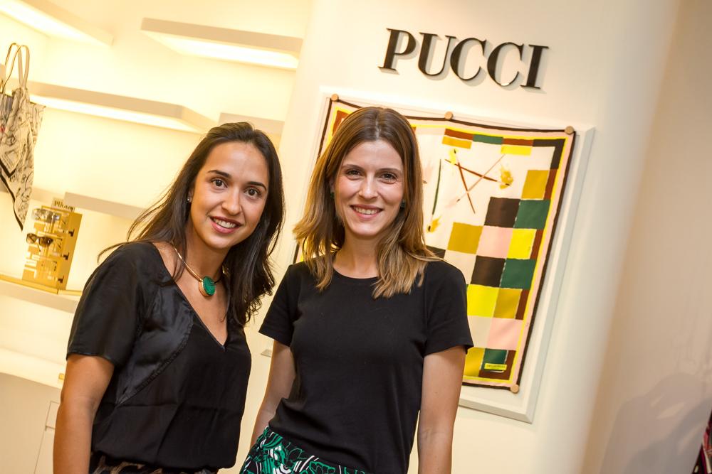 Priscila Russomanno e Marina Padovan