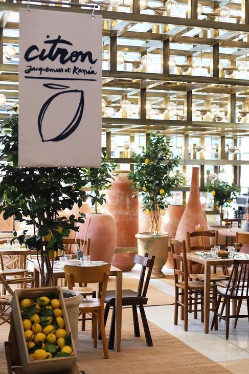 Citron, o mais desejável restaurante em Paris no momento