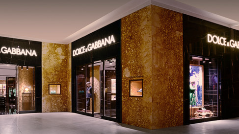 Dolce&Gabbana abre loja no VillageMall