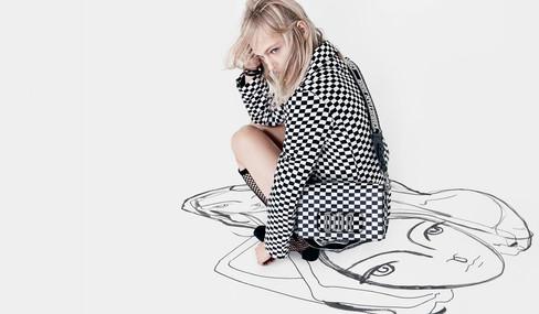 Moda e arte, assim é a Primavera-Verão da Dior