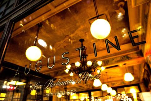 Augustine, bistrô francês em Lower Manhattan
