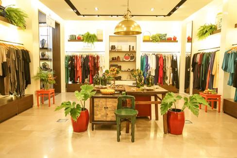 Coletivo Carandaí 25 abre loja no Shopping Leblon