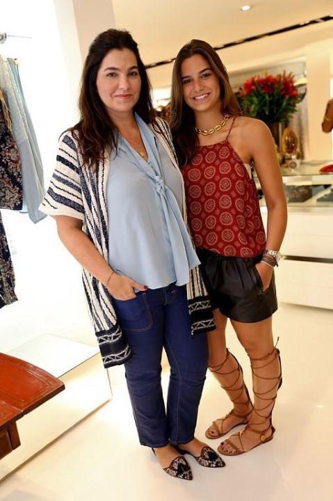 Mixed e Juliana Burlamaqui movimentam o Fashion Mall