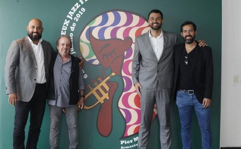 Primeira edição do Rio Montreux Jazz Festival promete invadir a cidade com boa música